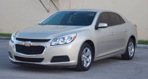 Chevy Malibu LT 2016 for Sale in Fort Lauderdale, FL