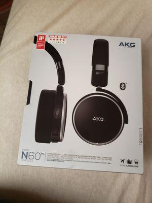 Akg n60 wireless headphones for Sale in Olive Branch, MS