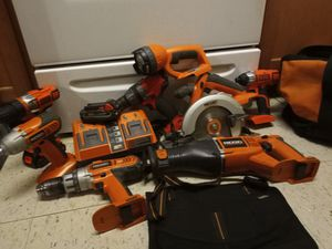 Power tools set for Sale in Minneapolis, MN