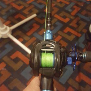 Fishing Rod for Sale in San Antonio, TX