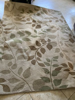 Autumn leaves rug. Needs to go! for Sale in Cupertino, CA