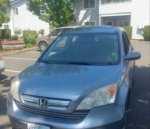 2007 Honda CRV EXL for Sale in Portland, OR