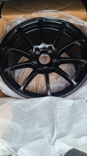 Set of four Audi 17×9 wheels/rims for Sale in Lynnwood, WA