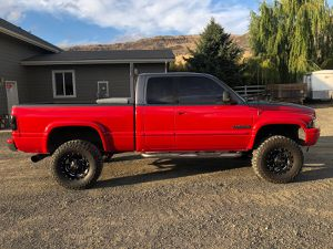 1998 Dodge Ram Hd for Sale in East Wenatchee, WA