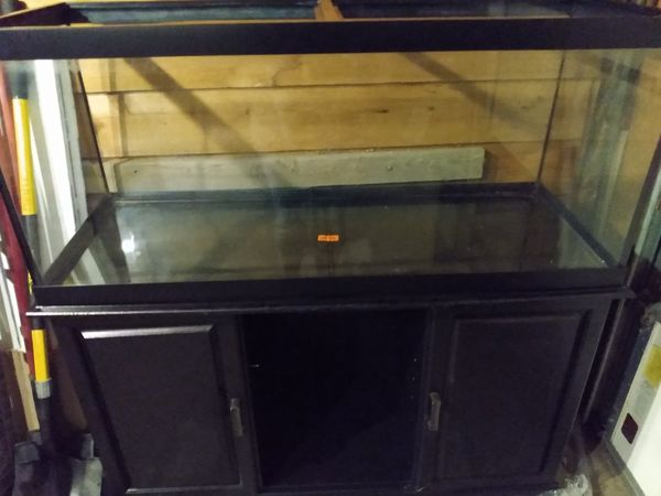100 gal aquarium with base