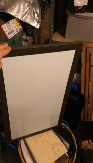 2ft white board for Sale in Mountain Center, CA