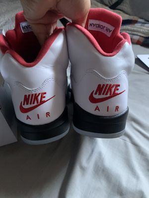 Jordan 5 Retro Fire Red size 10 for Sale in Santa Ana, CA