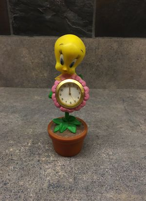 Tweety bird clock for Sale in New Lenox, IL