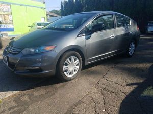 2011 Honda Insight cold a.c. and great mpg for Sale in Portland, OR