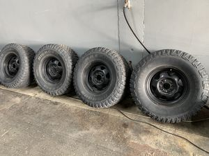 Wheels and tires for Sale in Castroville, CA