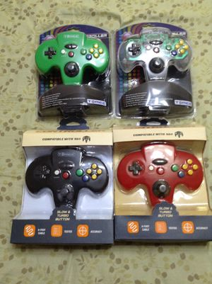 Nintendo 64 Controllers for Sale in Byron Center, MI