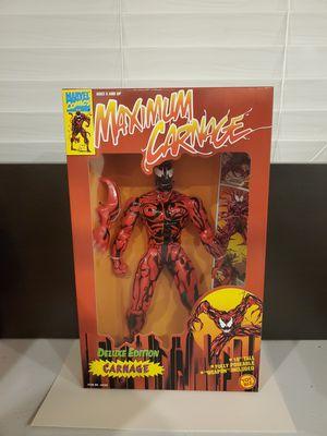 Maximum Carnage Toybiz figure for Sale in Lake Worth, FL