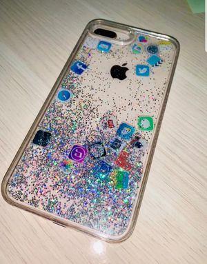 Iphone 7/7plus Quicksand case for Sale in Hyattsville, MD