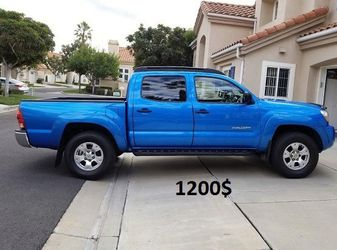 Clean History 2005 Toyota Tacoma Automatic 4WDWheels Powerfully✅sfe for Sale in Hayward,  CA
