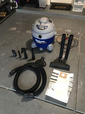 Shop-vac vacuum and blower for Sale in Phoenix, AZ