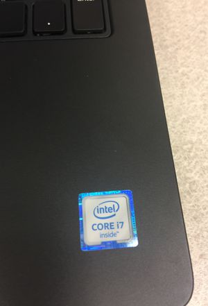 Dell laptop intel i7 for Sale in Bloomingdale, IL