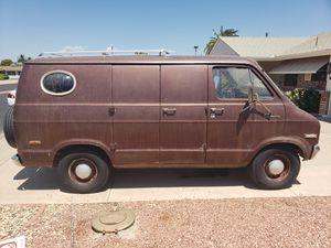 77' Dodge van/Camper for Sale in Sun City, AZ