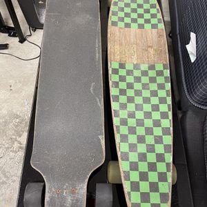 2 Long Board Skate Boards for Sale in Daytona Beach, FL