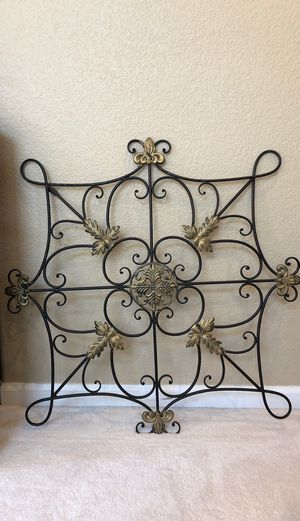 Wall decoration-metal for Sale in Vallejo, CA