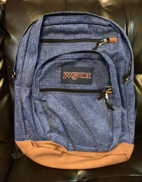 JanSport Cool Student Laptop Backpack- Brand New!