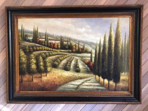 Large wall art for Sale in Saratoga, CA