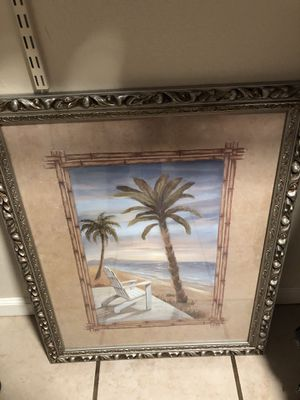Palm frame for Sale in Turlock, CA