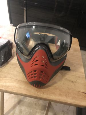 Paintball mask and more! for Sale in Miami, FL
