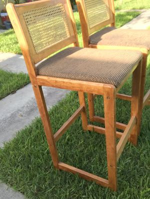 Wooden stools for Sale in Orlando, FL