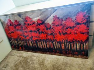 Painting / Decorative Art on canvas for Sale in Denver, CO
