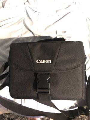 New canon camera bag for Sale in Victoria, TX