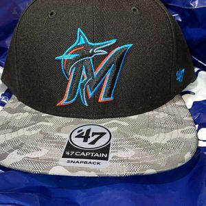 Marlins Hat for Sale in Hialeah, FL