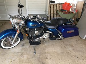 06 Harley Davidson Road King for Sale in Woodbridge, VA