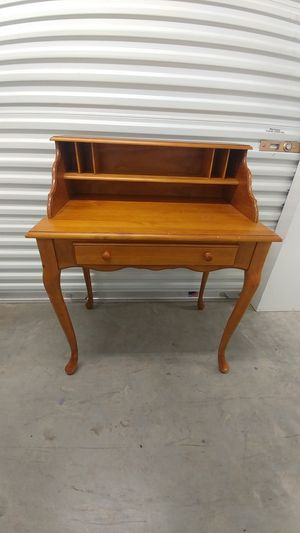 Wooden Desk for Sale in Roswell, GA
