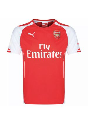 Puma Arsenal Soccer Football Women Jersey home 2014/2015 XL for Sale in Portland, OR