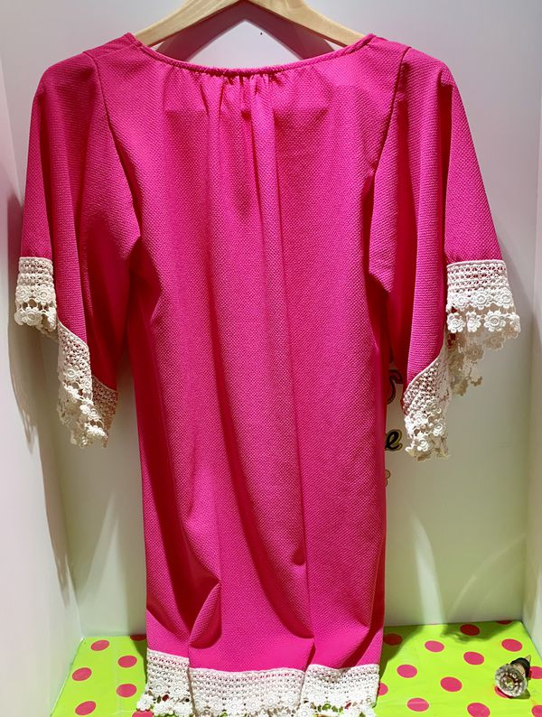 Small hot pink umgee dress