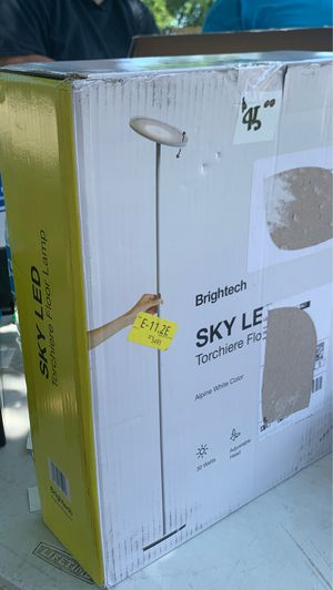 SKY LED tochiere floor lamp for Sale in Austin, TX