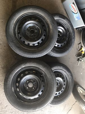 4x100 rims/tires for Sale in Rolling Meadows, IL