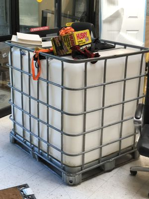 300 Gallon Water Tank for Sale in Atlanta, GA