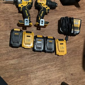 20v Brushless Dewalt Set for Sale in Houston, TX