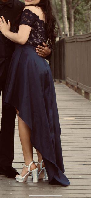 Camille La Vie Prom Dress/Formal Wear-Navy Blue for Sale in Hurst, TX