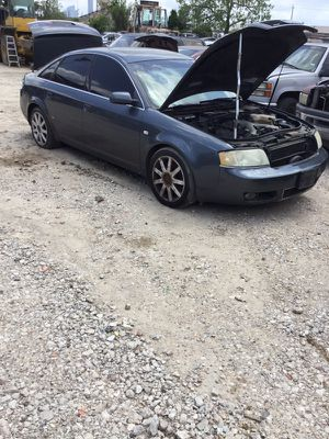 2004 Audi A4 2.7 For Parts for Sale in Houston, TX
