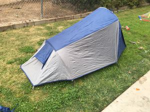 1 Person Tent - For Backpacking/Camping/Cycling for Sale in Costa Mesa, CA