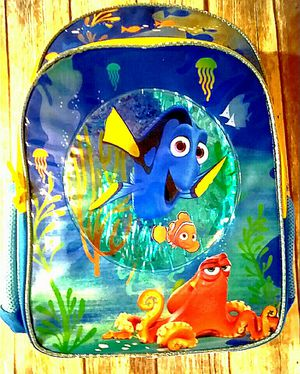 Finding Nemo Full Size Backpack - Blue for Sale in Houston, TX