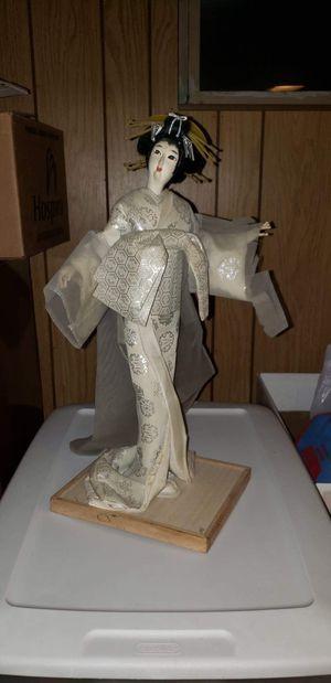 Vintage Nishi Snow Queen Porcelain Doll for Sale in Fond du Lac, WI