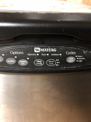 Maytag dishwasher $100.00 for Sale in Wheaton, MD