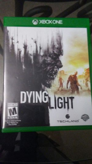 Xbox one dying light for Sale in Pittsburgh, PA