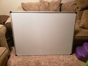 """Dry Erase Board - 48"""" x 36"""" for Sale in Modesto, CA"""
