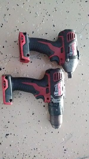 Milwaukee 1/2 impact and hammer drill for Sale in Winter Garden, FL