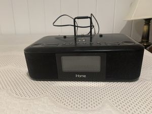 iHome Alarm Clock Radio for Sale in Pittsburgh, PA