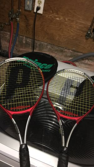 prince tennis rackets for Sale in New Britain, CT